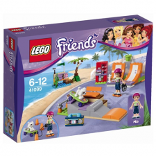 LEGO Friends Heartlake korcsolyapark 41099 lego