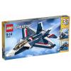 LEGO Creator Kék vadászrepülő 31039