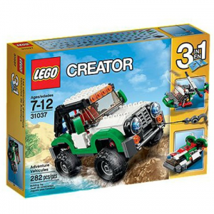 LEGO Creator Kaland járművek 31037