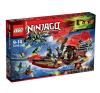 LEGO Ninjag: A Sors Adománya utolsó repülése 70738 lego