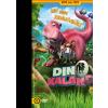 - DÍNÓ KALAND 2D/3D - DVD -