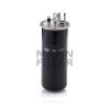 MANN FILTER WK735/1 Gázolajszűrő, üzemanyagszűrő AUDI A6, ALLROAD