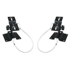 LUA SB-01, fekete, 10 kg, univerzális hangfaltartó, két darabos készlet hangfal tartozék