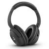 Auna ANC-10 fülhallgató, zajtompítás, kemény tok, adapter