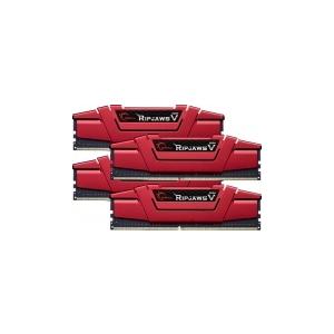 G.Skill Ripjaws V 16GB (4x4GB) DDR4-3000 Quad-Kit F4-3000C15Q-16GVR