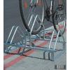 Kerékpárállvány, 3 db kerékpár tárolására 4040