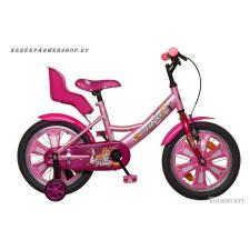 KOLIKEN Flower 16 kerékpár gyermek kerékpár