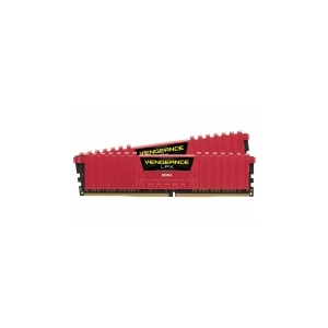 Corsair Vengeance LPX Series Piros DDR4-2666, CL16 - 8 GB Kit CMK8GX4M2A2666C16R