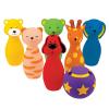 K's Kids Színes műanyag baba bowling