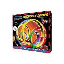 Darda Mission 4 Loops autópálya autópálya és játékautó