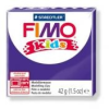 Gyurma, 42 g, égethető, FIMO Kids, világoszöld