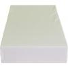 Greno Jersey Lepedő, Fehér, 220 x 200 cm