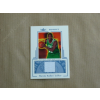 Fleer 2003-04 Fleer Avant Materials Blue #MB1 Marcus Banks