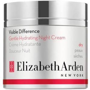 Elizabeth Arden Visible Difference Gentle Hydrating Night Cream Női dekoratív kozmetikum Száraz arcbőr Éjszakai krém száraz bőrre 50ml