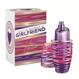 Justin Bieber Girlfriend EDP 15 ml