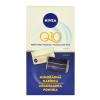 Nivea Q10 Plus Day Night Cream Női dekoratív kozmetikum Set (Ajándék szett) 50ml Q10 Plus Nappali krém + 50ml Q10 Plus Éjszakai krém, Normáltól száraz bőrig
