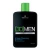 Schwarzkopf 3DMEN Deep Cleansing Shampoo Férfi dekoratív kozmetikum Mélytisztító Sampon Sampon normál hajra 250ml