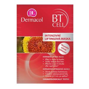 Dermacol BT Cell Intensive Lifting Mask Női dekoratív kozmetikum Minden arcbőr típusra Fiatalító maszk 16g