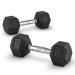 Capital Sports Hexbell 5, 5kg, kézisúlyzó pár (dumbbell)
