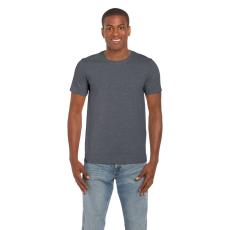 GILDAN Softstyle Gildan póló, sötétszürke (Softstyle Gildan póló, sötétszürke)