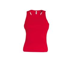 KARIBAN női trikó, piros (Kariban női trikó, piros)