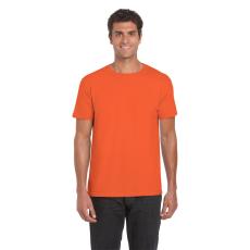 GILDAN Softstyle Gildan póló, narancs (Softstyle Gildan póló, narancs)