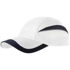Slazenger Qualifier baseball sapka, fehér/sötétkék (Qualifier baseball sapka, fehér/sötétkék)