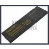 Sony VAIO VPC-SD18EC/L 4200 mAh 6 cella fekete notebook/laptop akku/akkumulátor utángyártott