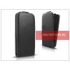 Haffner Slim Flexi Flip bőrtok - Huawei P8 Lite - fekete
