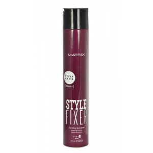 Matrix Style Fixer Finishing Hairspray Női dekoratív kozmetikum Erős fixace Hajlakk 400ml