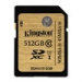 Kingston 512 GB SDXC Card Ultimate (Class 10, UHS-I)