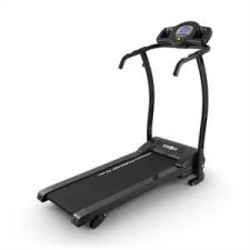 KLARFIT Pacemaker X3 futópad, 1,5 LE, 12 km/h, pulzusmérő, 3 emelkedési fokozat futópad
