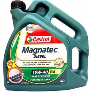 Castrol 10W-40 4L Magnatec Diesel motorolaj