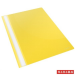 Gyorsfűző, PP, A4, ESSELTE Standard, sárga 25db/csomag