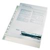 Genotherm, lefűzhető, A4, 43 mikron, narancsos felület, dobozban, ESSELTE Standard 100db/csomag