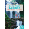 Lonely Planet spanyol szótár Costa Rica Spanish Phrasebook & Dictionary
