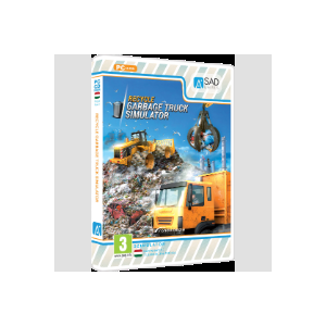 SAD GAMES Recycle - Garbage Truck Simulator PC