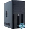 """Chieftec UNI MiniTower USB3.0 350W Black 350W,Black,2x5,25"""",2+belső 2x3,5"""",microATX,Audio,377x180x355mm,2xUSB3.0"""