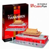 CubicFun Tian An Men 3D Puzzle, 61 db