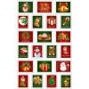 Maildor Cooky 3D matricák - Karácsonyi bélyegek