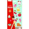 Avenue Mandarine Decalco Mania - Cupcake satírozós matrica