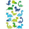 Maildor Cooky 3D matricák - Dinoszauroszok