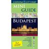 Corvina Kiadó Budapest mini guide