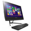 Lenovo IdeaCentre C40-30 All-in-One PC Touch (fekete) | Core i5-5200U 2,2|12GB|120GB SSD|0GB HDD|nVIDIA 820A 2GB|NO OS|1év