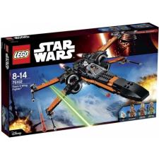 LEGO Star Wars  Poe X-szárnyú vadászgép 75102 lego