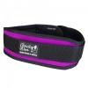 Gorilla Wear Women's Lifting Belt Black/ Purple