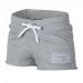 Gorilla Wear Women's New Jersey Sweat Shorts Grey