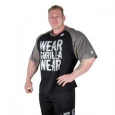 Gorilla Wear Colorado Oversized T-shirt Grey