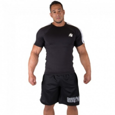 Gorilla Wear Stretch Tee Black