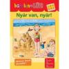LÜK füzet bambinoLÜK - Nyár van nyár